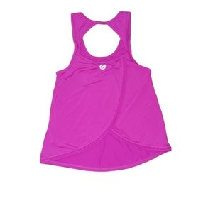 🌸3/$30🌸 AEO pink swing back athletic top sz xs